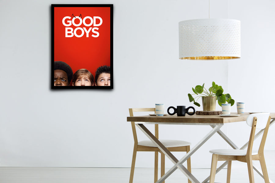 Good Boys - Signed Poster + COA