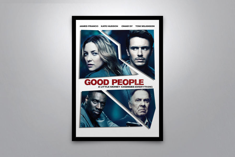Good People - Signed Poster + COA