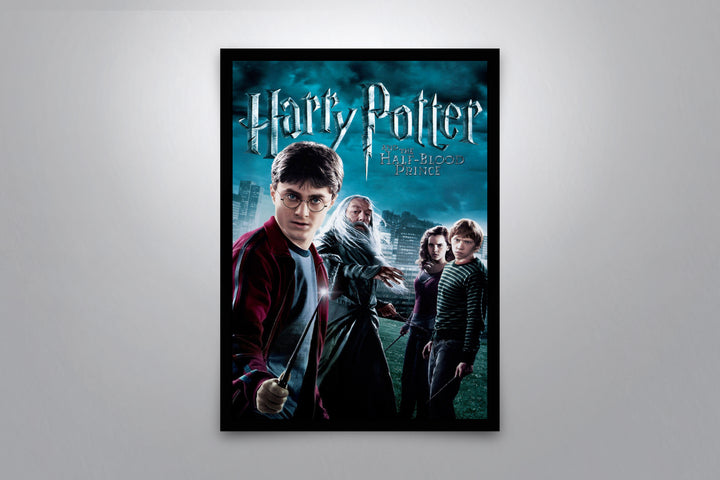 Harry Potter and the Half-Blood Prince - Signed Poster + COA
