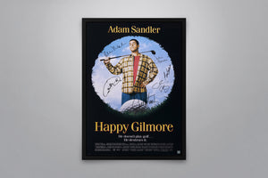 HAPPY GILMORE- Signed Poster + COA