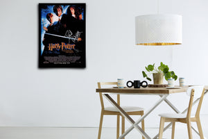 Harry Potter and the Chamber of Secrets - Signed Poster + COA
