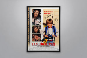 Home Alone 3 - Signed Poster + COA