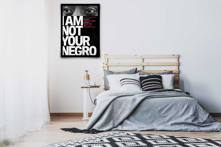 I Am Not Your Negro - Signed Poster + COA
