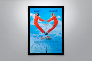 I Love You Phillip Morris - Signed Poster + COA