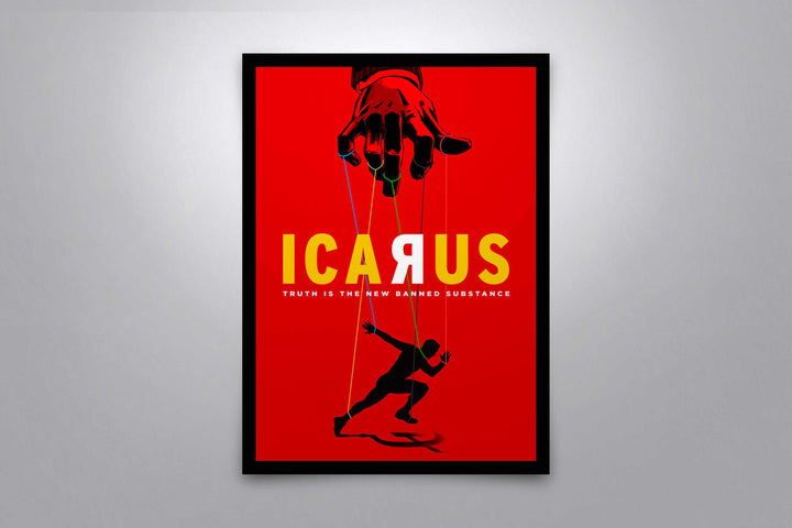 Icarus - Signed Poster + COA