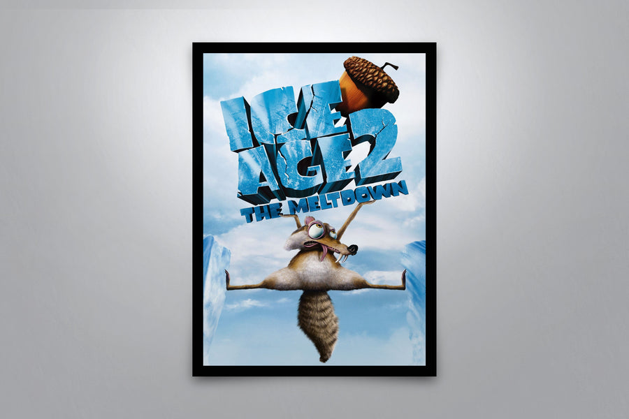 Ice Age 2: The Meltdown - Signed Poster + COA