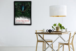 In The Tall Grass - Signed Poster + COA