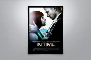 In Time - Signed Poster + COA