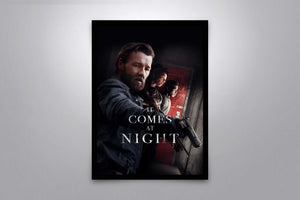 It Comes at Night - Signed Poster + COA