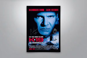 K-19: The Widowmaker - Signed Poster + COA