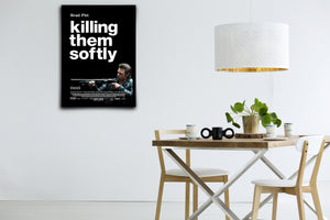Killing Them Softly - Signed Poster + COA
