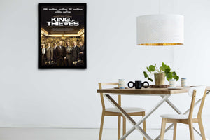 King of Thieves - Signed Poster + COA