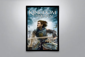 Kingdom of Heaven - Signed Poster + COA