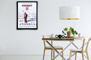 Kinsey - Signed Poster + COA