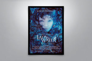 Lady in the Water - Signed Poster + COA
