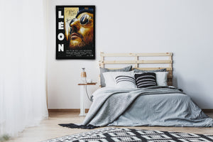 Leon The Professional  - Signed Poster + COA