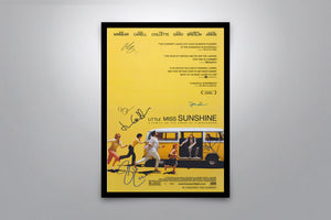 Little Miss Sunshine - Signed Poster + COA
