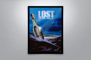 Lost - Signed Poster + COA