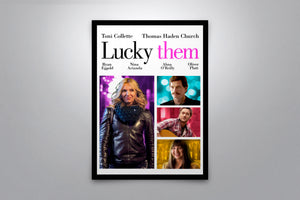 Lucky Them - Signed Poster + COA