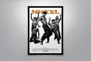 Magic Mike XXL - Signed Poster + COA