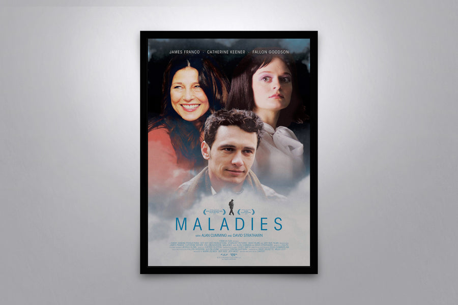 Maladies - Signed Poster + COA