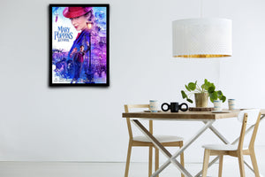 Mary Poppins Returns - Signed Poster + COA