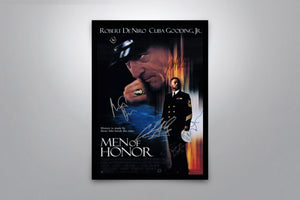Men of Honor - Signed Poster + COA