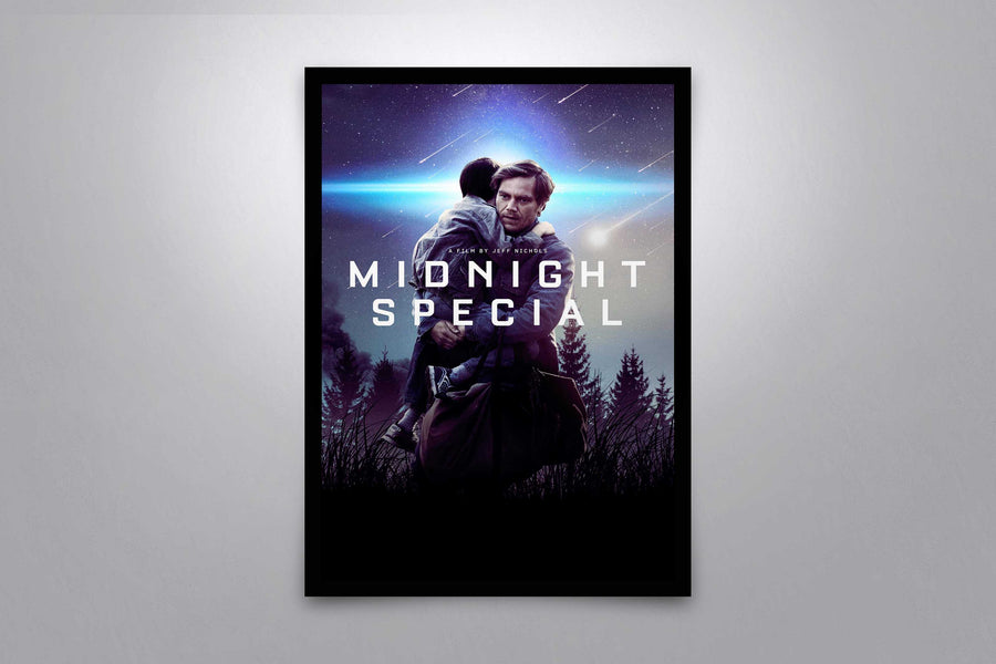 Midnight Special - Signed Poster + COA