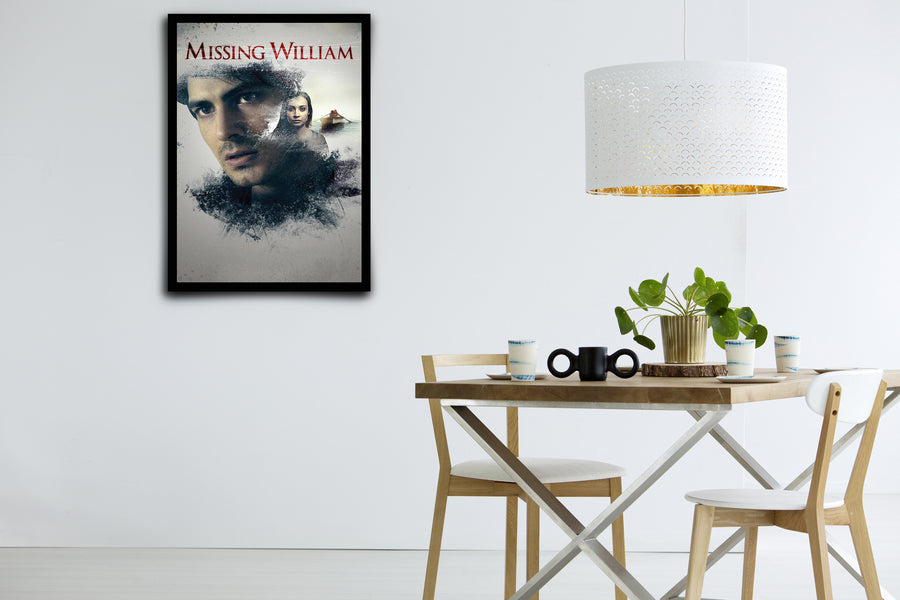 Missing William - Signed Poster + COA