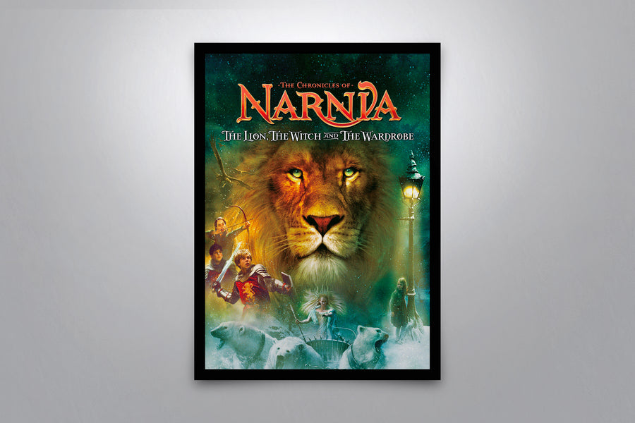 The Chronicles of Narnia: The Lion, The Witch, and The Wardrobe - Signed Poster + COA
