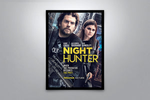 Night Hunter - Signed Poster + COA