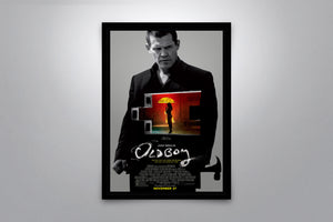 Oldboy - Signed Poster + COA