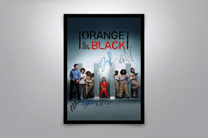 Orange Is The New Black - Signed Poster + COA