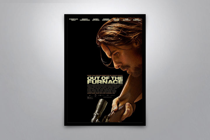 Out of the Furnace - Signed Poster + COA