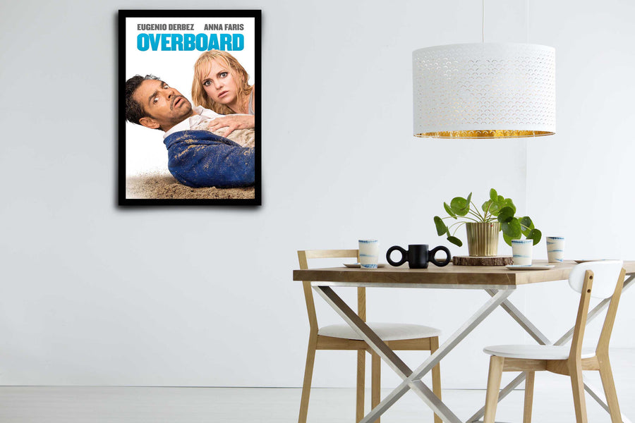 Overboard - Signed Poster + COA