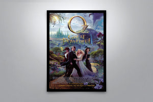 Oz The Great and Powerful - Signed Poster + COA