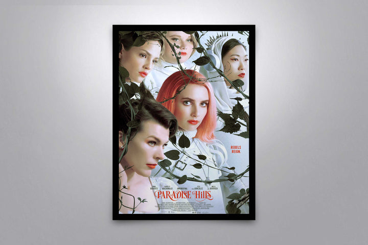 Paradise Hills - Signed Poster + COA
