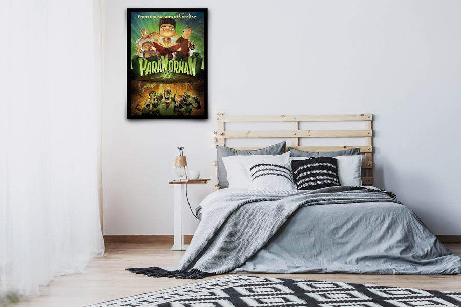 ParaNorman - Signed Poster + COA