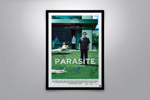 Parasite - Signed Poster + COA