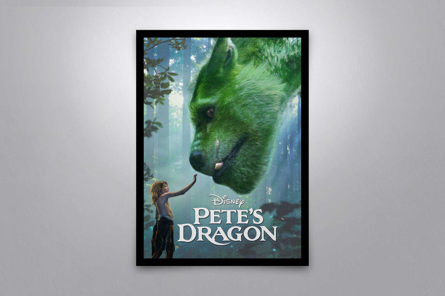 Pete's Dragon - Signed Poster + COA