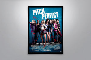PITCH PERFECT - Signed Poster + COA
