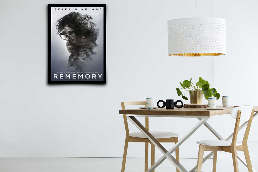 Rememory - Signed Poster + COA