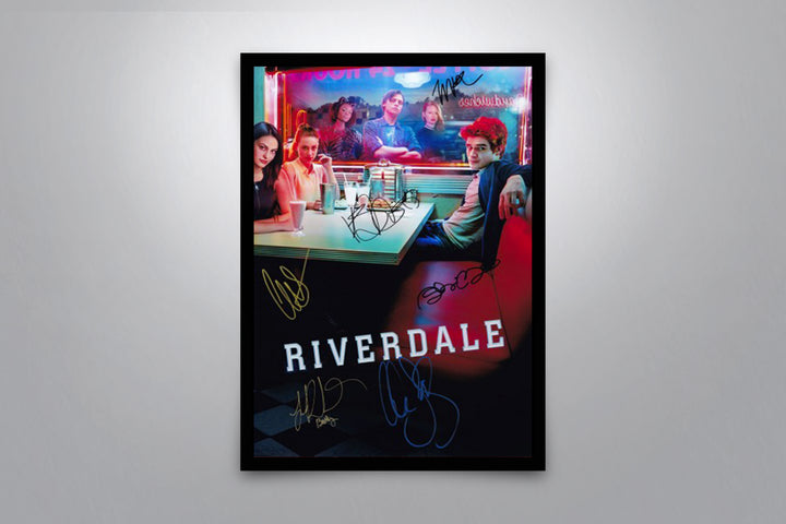 Riverdale - Signed Poster + COA