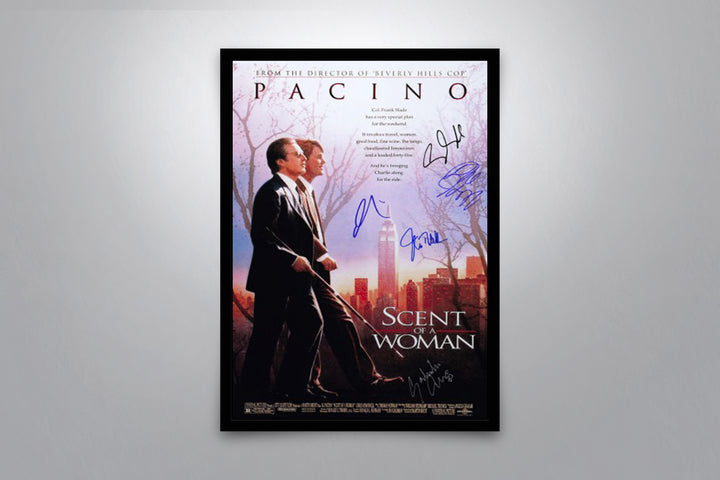 Scent of a Woman - Signed Poster + COA
