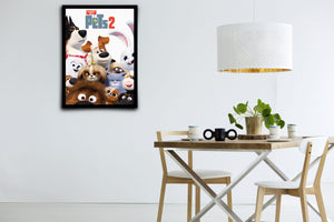 The Secret Life of Pets 2 - Signed Poster + COA
