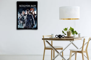 Seventh Son - Signed Poster + COA - Poster Memorabilia