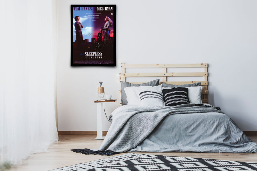 Sleepless in Seattle - Signed Poster + COA