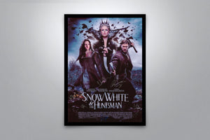 Snow White and the Huntsman - Signed Poster + COA