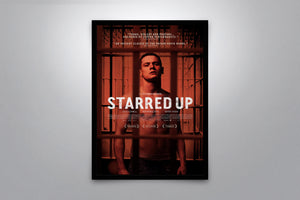 Starred Up - Signed Poster + COA