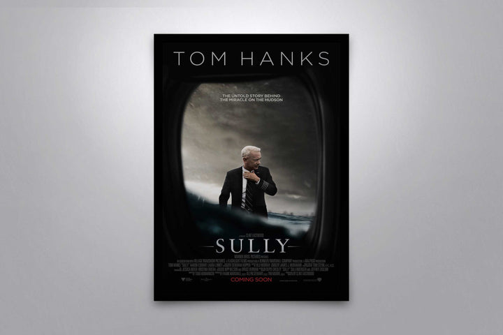Sully - Signed Poster + COA